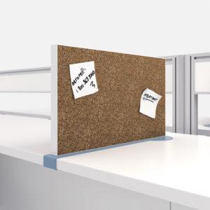 Corkboard Dividing Screens