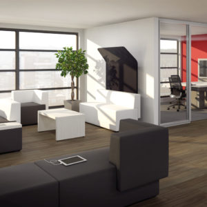 Downtown Modular Lounge Seating