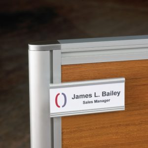 Name Plate Accessory