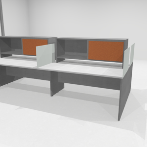 Project #13 - TakeOff Benching with Overhead Storage