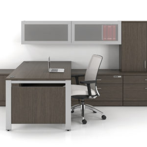 TakeOff Office with Laminate Storage
