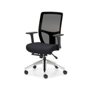 Vortex Mesh Task Chair